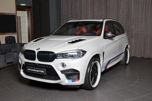 Chiêm ngưỡng BMW X5 M độc đáo đến từ BMW Abu Dhabi Motors
