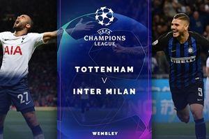 Tottenham - Inter Milan: Khe cửa hẹp ở Wembley