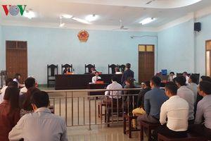 Hoãn phiên tòa xét xử dàn lãnh đạo doanh nghiệp trốn thuế