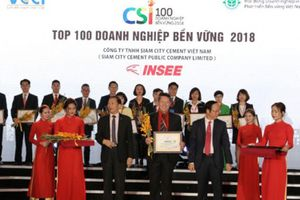 INSEE Việt Nam nỗ lực không ngừng vì mục tiêu phát triển bền vững