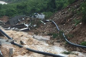 Bão số 9 làm 14.431ha lúa bị ngập, hư hại