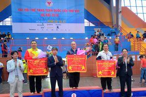 Pencak Silat Hà Nội giành ngôi Nhất toàn đoàn Đại hội Thể thao toàn quốc lần thứ VIII