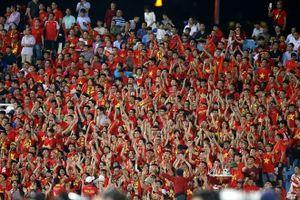 Người hâm mộ Việt Nam nằm trong Top những CĐV 'cuồng' nhất AFF Cup 2018
