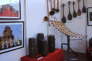 12 tỉnh, thành phố 'khoe' nhạc cụ truyền thống các dân tộc