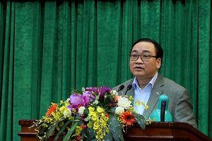 Bí thư Thành ủy Hà Nội: Phải giám sát chặt chẽ việc đối thoại giữa người đứng đầu với nhân dân