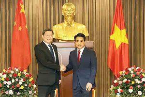 Hà Nội hợp tác kinh tế với tỉnh Hồ Nam (Trung Quốc)
