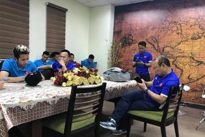 Tuyển Việt Nam: Gặp sự cố ngay khi tới Philippines