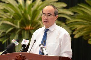 Hội nghị Thành ủy TP HCM lần thứ 22 bàn về công tác cán bộ