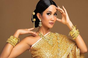 Hoa hậu H'Hen Niê hóa thân thành cô gái Thái Lan