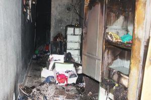 Nghi buồn chuyện gia đình, người đàn ông đốt nhà rồi tự thiêu