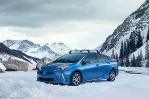 Toyota Prius 2019 ra mắt với hệ dẫn động mới