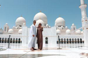 Nhà thờ Hồi giáo độc đáo của vùng Trung Đông