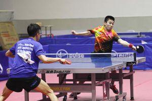 Bóng bàn Hà Nội dẫn đầu nội dung đồng đội tại Đại hội Thể dục thể thao toàn quốc