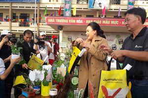 Animals Asia tổ chức lễ hội đổi cây bảo vệ loài gấu tại Hà Nội