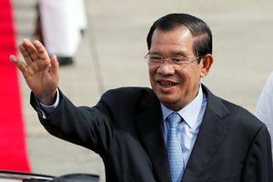 Thủ tướng Campuchia Hun Sen sắp thăm Việt Nam