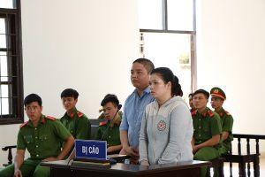 Ninh Thuận: Cặp vợ chồng mua bán chất ma túy lĩnh án 35 năm tù giam