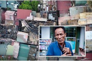 Vụ cháy nhà trọ ở Đê La Thành: Hé lộ quá khứ tù tội của ông Hiệp 'khùng'