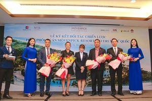 MIKHOME ký kết phân phối dự án Mövenpick Resort Waverly Phú Quốc