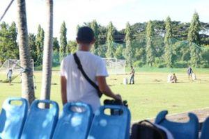 AFF Cup 2018: Cận cảnh sân tập của ĐT Việt Nam tại Philippines