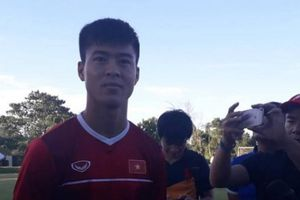 AFF Cup 2018: Duy Mạnh đánh giá bất ngờ về Philippines