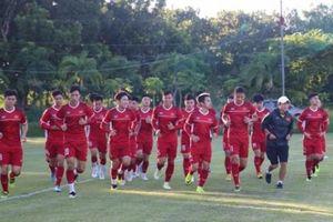 AFF Cup 2018: HLV Park Hang-seo chỉnh sửa từng chi tiết cho học trò