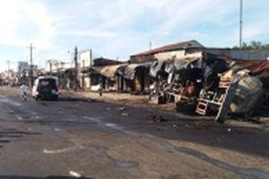 Khởi tố vụ án lật xe chở nhiên liệu làm sáu người thiệt mạng