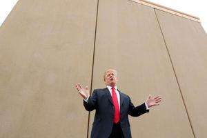 Ông Donald Trump: 5 tỉ USD xây tường biên giới hoặc đóng cửa chính phủ