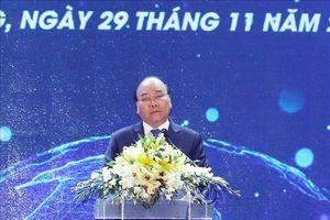 Thủ tướng Nguyễn Xuân Phúc dự Ngày hội khởi nghiệp đổi mới sáng tạo quốc gia Việt Nam 2018