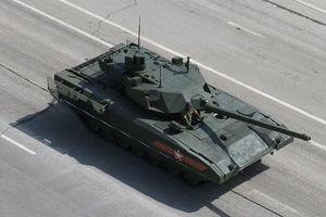 Việt Nam có nằm trong top quốc gia đầu tiên mua siêu tăng T-14 Armata?