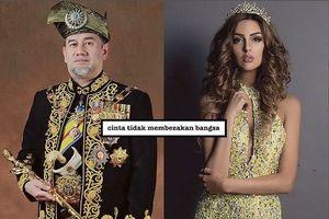 Cận cảnh nhan sắc cựu hoa hậu Nga vừa trở thành vợ của Vua Malaysia