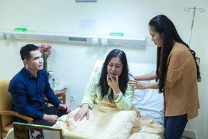 Gạo nếp gạo tẻ tập 90: Hân hiến gan cho bà Mai bị ung thư, Phúc đột nhiên thành 'người xấu'