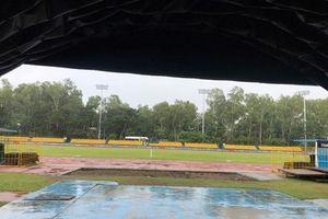 Sân đấu trận bán kết lượt đi Việt Nam - Philippines tệ nhất AFF Cup