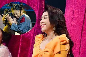 Con gái nghệ sĩ Y Trinh lấy nước mắt của NSƯT Thoại Mỹ