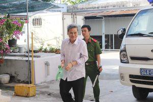 Nguyên giám đốc, phó giám đốc Navibank chi nhánh Bạc Liêu hầu tòa