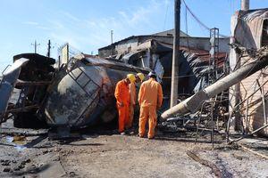 Khởi tố vụ cháy xe bồn chở xăng làm 6 người thiệt mạng
