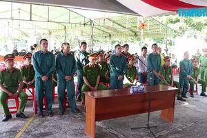 Xét xử vụ án thứ 3 'gây rối, đốt phá' ở Bình Thuận
