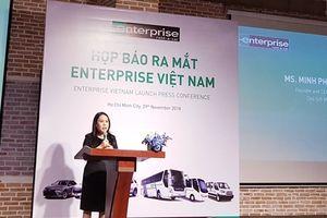 Doanh nghiệp thuê xe tỉ USD đến Việt Nam