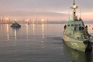 Tổng thống Ukraine Poroshenko muốn NATO đưa chiến hạm vào Biển Azov