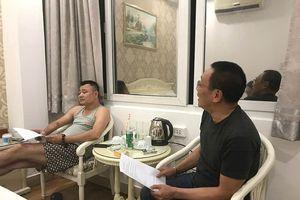 MC Lại Văn Sâm hát chèo gây bất ngờ