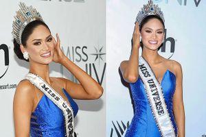 Hoa hậu Hoàn vũ 2015 ủng hộ ĐT Philippines''xé lưới' Việt Nam