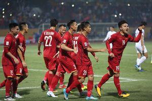 Tuyển Việt Nam nhận tin cực vui trước trận đấu với Philippines