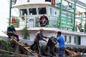 Nghệ An: Huyện ven biển 'loay hoay' tìm cách tiêu... 7 tỷ đồng