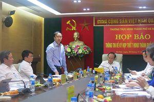 Vì sao HĐND TP Hà Nội chỉ lấy phiếu tín nhiệm 36 lãnh đạo thay vì 37?