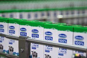 Vinamilk trúng gói thầu cung cấp sữa học đường tại Hà Nội