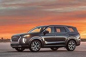 Trình làng SUV 8 chỗ Hyundai Palisade 2020 đấu Ford Explorer