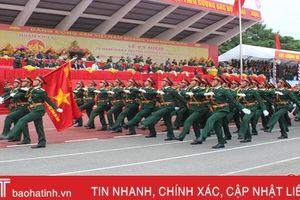 Thi đua quyết thắng - động lực tạo nên sức mạnh của lực lượng vũ trang Hà Tĩnh