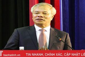 Hà Tĩnh khai giảng lớp cao cấp lý luận chính trị khóa 2018 - 2020