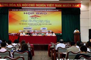 Thưởng thức càphê miễn phí tại 'Ngày càphê Việt Nam' ở Đắk Nông