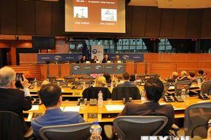 Tọa đàm về hậu quả chất độc da cam tại Nghị viện châu Âu