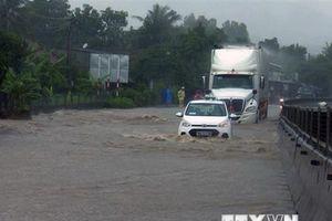 Trung Bộ tiếp tục có mưa, nguy cơ cao xảy ra lũ quét và sạt lở đất